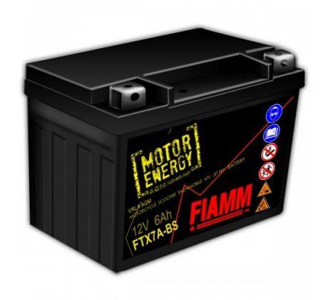AAautobaterie.cz - Motobaterie - FIAMM AGM - motobaterie